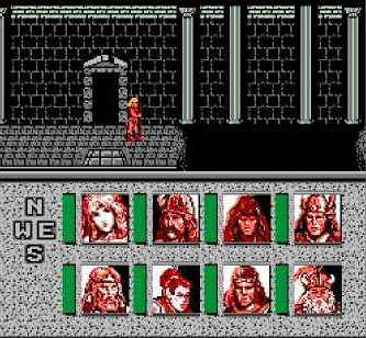 игра Advanced Dungeons & Dragons: Heroes of the Lance