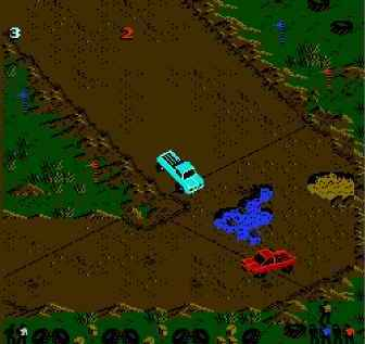 игра Monster Truck Rally