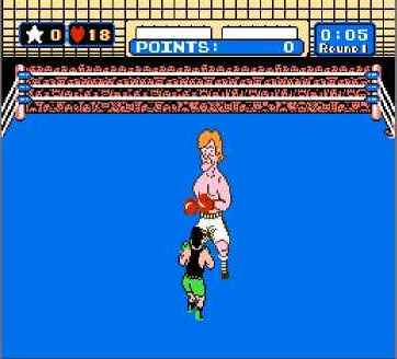 игра Punch-Out!