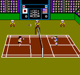 игра Super Dyna'mix Badminton