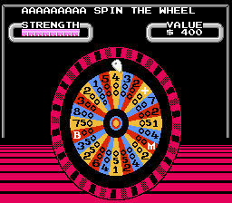 игра Wheel of Fortune